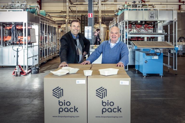 GROEIfonds investeert in innovatief en kansrijk Biopack Packaging